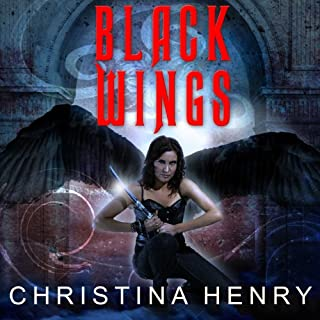Black Wings audiobook cover art
