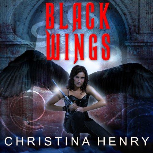 Black Wings audiobook cover art