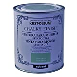 Rust-Oleum 4081003 Pintura, Verde Salvia, 750 ml