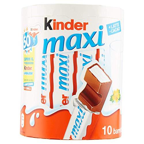 Kinder Bares Maxi Chocolate 210 G 10 Pièceslot 7