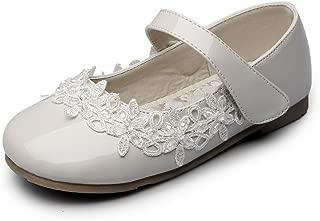 Chiximaxu Maxu Toddler Girl Marry Jane Flat Shoes Easy Strap (Toddler/Little Kid)