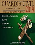 Guardia Civil - Manual para oposiciones: Temario COMPLETO ACTUALIZADO 2019