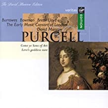 purcell ode for the birthday of queen mary
