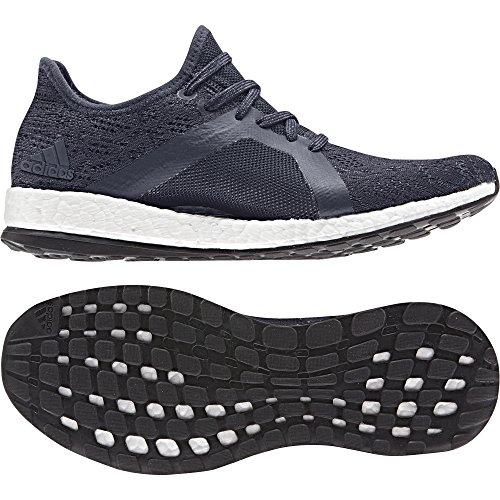adidas Damen Sportschuhe Pure Boost X Element Running Grau BB6087 blau 450188