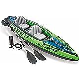 ZGZFEIYU Kayak Inflable De 351cmX76cmX38cm, Bote Inflable Plegable, Bote Inflable, Kayak Rafting, Kayak Inflable, Peso De Carga 180 Kg