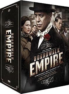 Boardwalk Empire - L'intégrale des saisons 1 à 5 - DVD - HBO (B00YZH1O5Y) | Amazon price tracker / tracking, Amazon price history charts, Amazon price watches, Amazon price drop alerts