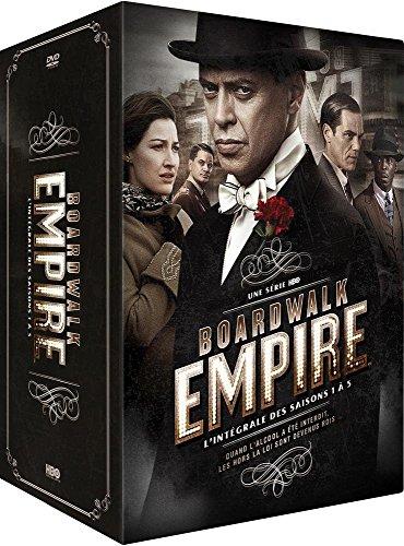 Boardwalk Empire - Lintégrale des saisons 1 à 5 - DVD - HBO