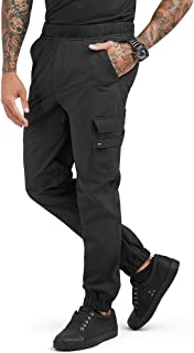 Men's Performance Stretch Jogger Chef Pant (S-3X)