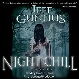 Night Chill audiobook cover art