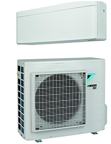 Klimaanlage 9000BTU INVERTER Wärmepumpe A + + +/A + + + Inneneinheit + Außeneinheit weiß