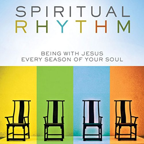 Spiritual Rhythm audiobook cover art