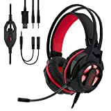 EMPIRE GAMING - Casque Gamer H400 – Multiplateforme - Son Stéréo Haute...