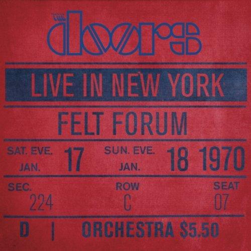Live in New York, Felt Forum by The Doors (2009-02-01)