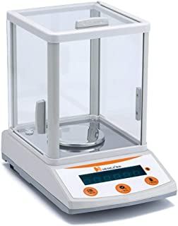 Analytical Balance 0.001mg, High Precision Lab Electronic Balance, Laboratory Scale, for Precision Measurement (Size : 200gx0.001g)