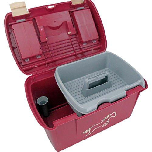 USG Putzbox, burgund/beige - 2