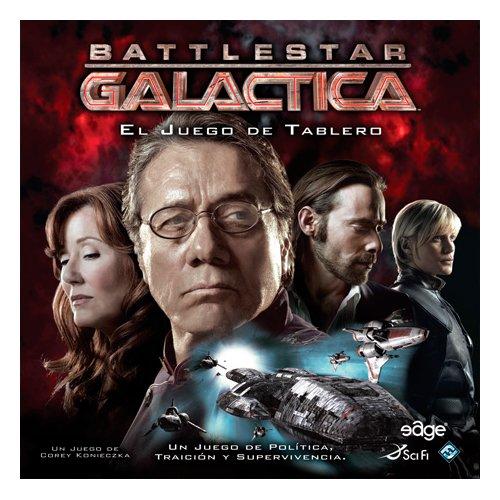 Galactica EDGBG01 - Battlestar