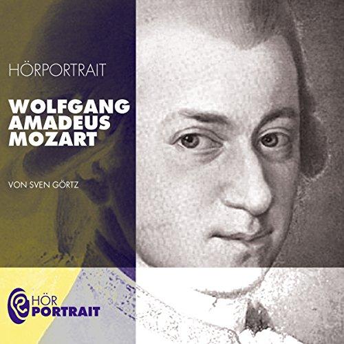 Hörportrait Wolfgang Amadeus Mozart Titelbild