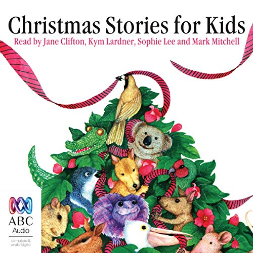 Christmas Stories for Kids audiobook cover art