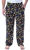 Marvel Men's X-Men Pajama Pants Storm Wolverine Rouge Beast Cyclops Jean-Grey Jubilee Lounge Pants (3X-Large)