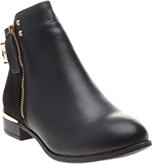 SOLESISTER Odete Womens Boots Black