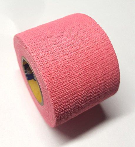 Howies Schlägertape Profi Non-Stretch Grip Hockey-Tape, Griptape (pink), 4,57 m