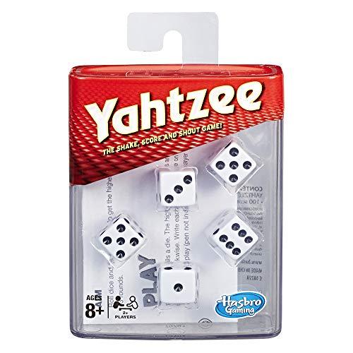 Hasbro Juego de Dados Yahtzee C2406802