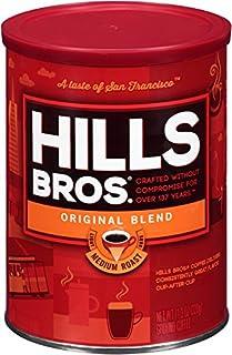 هيلز بروز قهوة امريكانو تحميص وسط, 320 غم