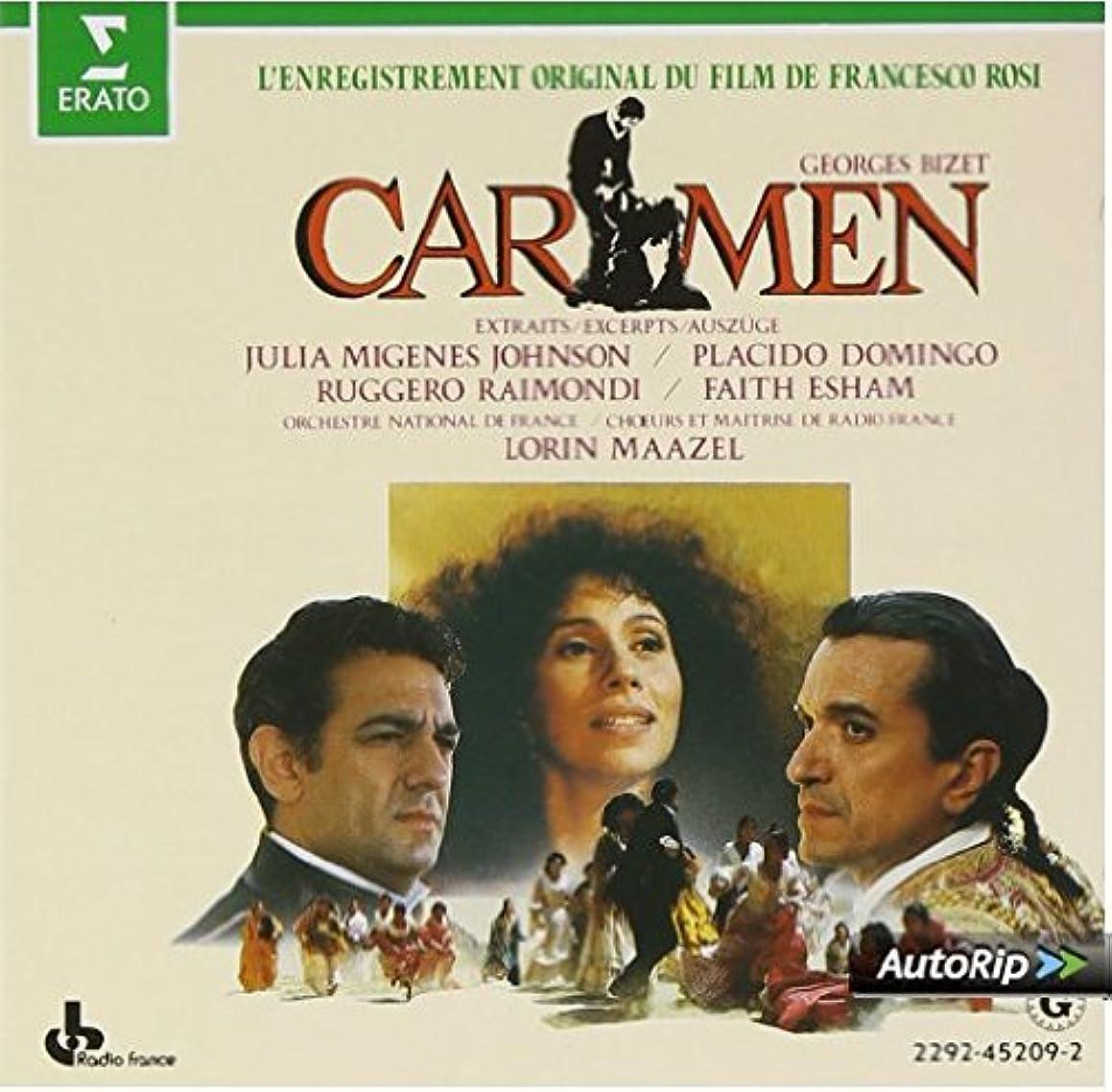 Bizet: Carmen / Maazel 1984 film  highlights