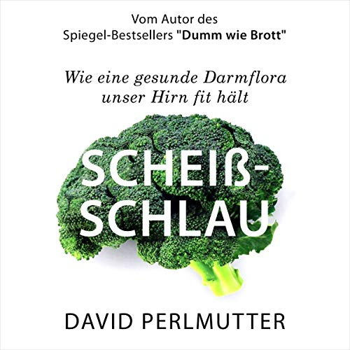 Scheißschlau audiobook cover art
