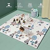 alfombra infantil plegable acolchada