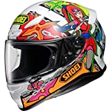 Shoei NXR Stimuli Motorcycle Helmet M Multi (TC-10)