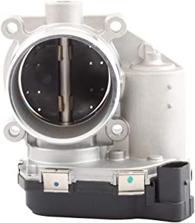 HOWYAA Fuel Injection Electric Throttle Body 06F133062G Fits 2005-2012 Audi A3 A4 A5