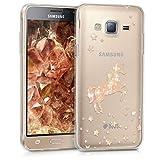 kwmobile Hülle kompatibel mit Samsung Galaxy J3 (2016)