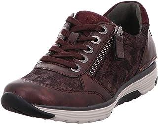 Gabor Rollingsoft Sneaker in grote maten rood 36.973.68 grote damesschoenen