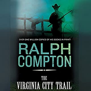 The Virginia City Trail audiobook cover art