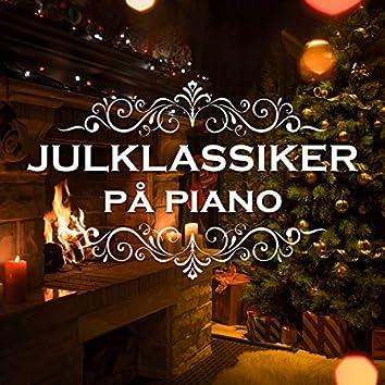 Julklassiker på piano