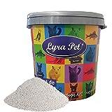 Lyra Pet 15 L Cats Power Ultra Excellent Katzenstreu Babypuder Duft +30 L Tonne