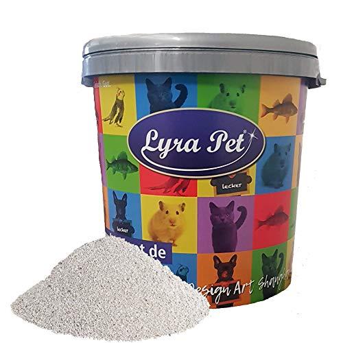 Lyra Pet® 15 L Lyra Power Ultra Excellent Katzenstreu Cat Babypuderduft + 30 L Tonne