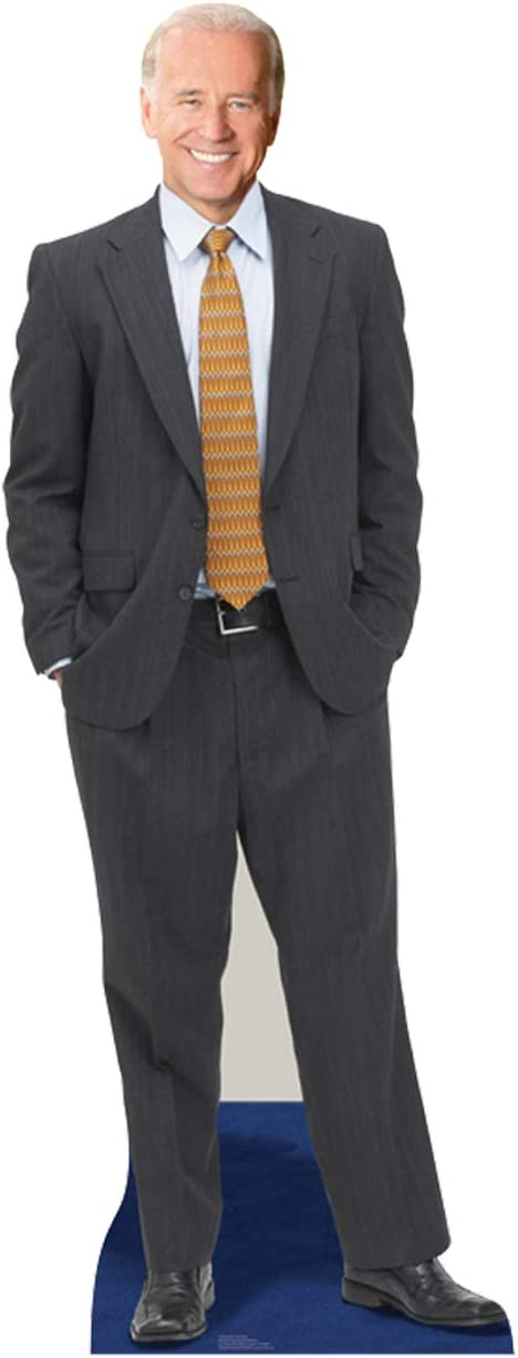 Advanced Graphics Vice President Joe Cardboard C In a unisex popularity Life Biden Size