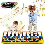 Bieyaaso Musical Piano Mat 19...