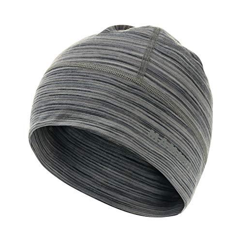 Mammut Merino Helmet Beanie, Titanium Melange, One Size