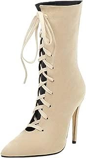KemeKiss Women Sex Autumn Boots Evening Shoes Stiletto