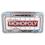 Monopoly Road Trip – Juego de Viaje – Versión Francesa