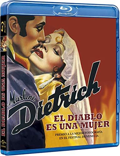 El diablo es una mujer (BD) [Blu-ray]