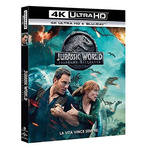 Jurassic World: Il Regno Distrutto (4K+Br)
