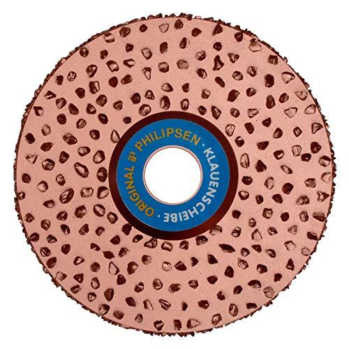 Kerbl Disque à mâchoires Superk 115 mm