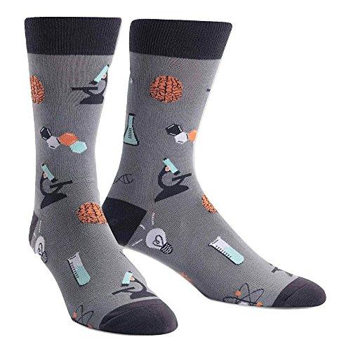 Sock It To Me Men's Science Crew Socks