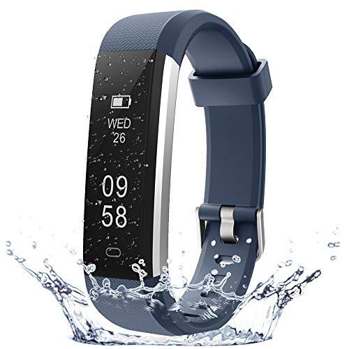 COOLEAD Pulsera Actividad Mujer Hombre Reloj Inteligente Podómetro Monitor de Actividad Impermeable...