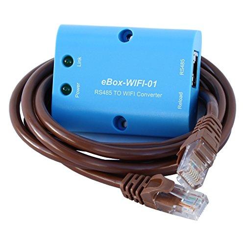 WI-FI Modul für Überwachung und Programmierung A Solarladeregler durch die mobile App (inkl. 1,9m Kabel)