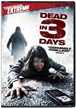 Dead in 3 Days [DVD] [2008] [Region 1] [US Import] [NTSC]